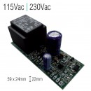 Dimmer board for power supply 0-10V